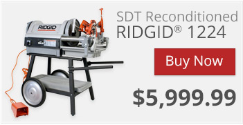 RIDGID 1224 Pipe Threading Machine 26092