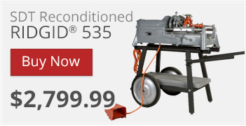 RIDGID 535 Automatic Threading Machine