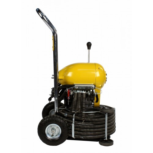 drain cleaning machine repair