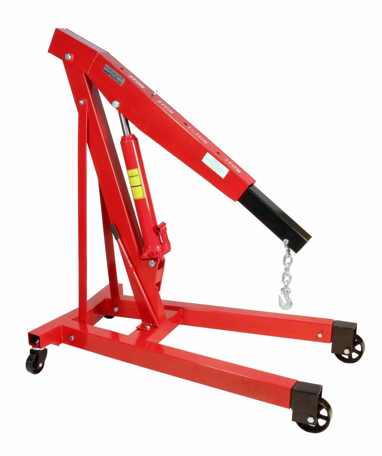 Engine Hoist Jack lb Heavy Duty Engine Hoist