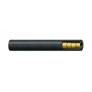 "Erie Tools® Hydraulic Hose 4 SH - 3/4""-2"" ID - 4 Spiraled Layers of Steel Wire"