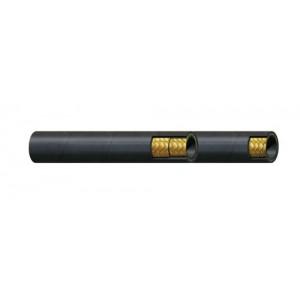 "Erie Tools Hydraulic Hose SAE 100R17 - 3/8"" ID - 1 High Steel Wire Braids"