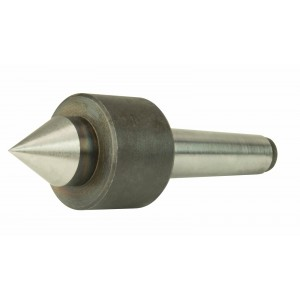 Erie Tools MT2 Rolling Live Center Double Bearing Design for Mini Metal Lathe Morse Taper #2