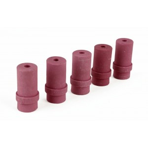 (5) Dragway Tools® 5mm Ceramic Nozzles for Model 25, 60, 90, Sandblast Cabinet