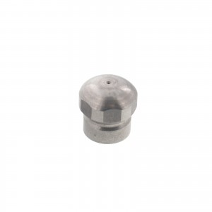 "Erie Tools Button Nose 1/8"" Sewer Jetter Nozzles"
