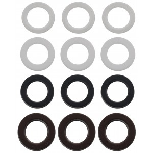 Veloci Replacement Seal Packing Kit 160 for General Pump 15 mm