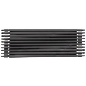 """(10) Pack of MURO® #2 Square Driver Bits 8-1/8"""" Length for Strip Ultra Driver"""