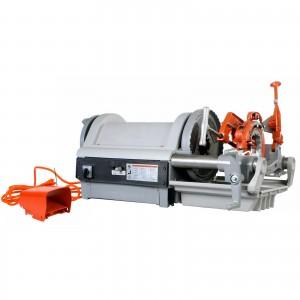 RIDGID® 1224 220V Pipe Threading Machine with Genuine Accessories (Reconditioned)