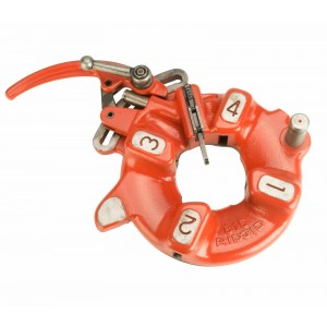 RIDGID® 815 (Reconditioned) Self Opening Die Head 97075 for 300, 535 Threaders