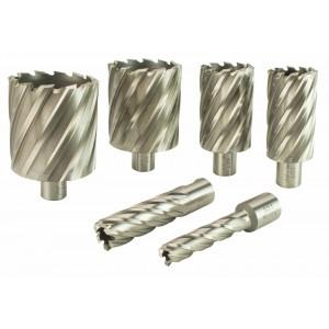 """Steel Dragon Tools® HSS Annular Cutters 2"""" Depth 7/16""""- 2-3/8"""""""