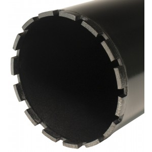 "Steel Dragon Tools® 6"" (152 mm) Wet Diamond Concrete Core Drill Bit"