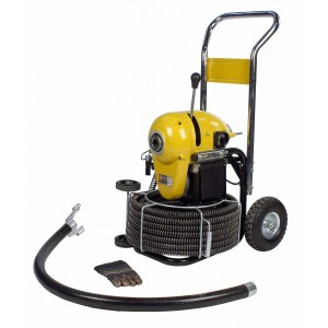 Steel Dragon Tools® K1500A Drain Cleaning Machine