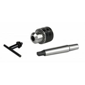 "Steel Dragon Tools® Magnetic Drill MT2 Chuck & Arbor Adapter 1/8""-5/8"""