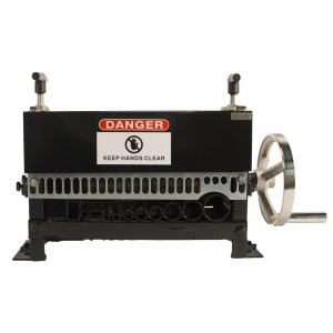 Steel Dragon Tools®  WRM35 Manual Wire Stripping Machine