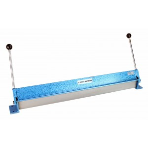 "Erie Tools® 30"" Heavy Duty Portable Benchtop Sheet Metal Hand Brake Bender"