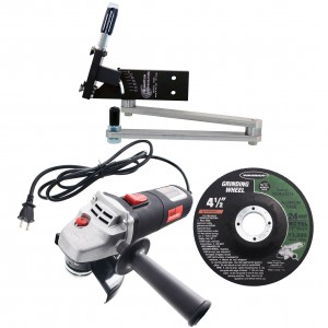 All American Sharpener 5005 Adjustable Lawn Mower Blade Sharpener and Grinder