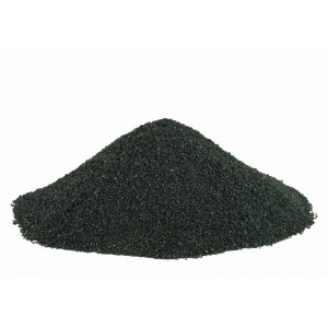 BLACK BEAUTY® Medium Abrasive Blast Media 20/40 Mesh Size for use in Sandblast Cabinet
