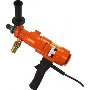 Diamond Products 47055 WEKA DK13 Hand Held Core Drill Rig for Wet or Dry Coring 4244062