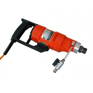 Diamond Products 78717 WEKA DK11 Hand Held Drill Rig for Wet Coring