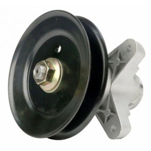 Erie Tools Spindle Assembly And Pulley For Cub Cadet 618-04125 618-04126 I1050