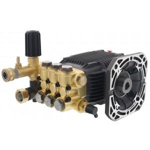Erie Tools 2.2 GPM 1500 PSI Triplex Pressure Washer Pump 1750 RPM
