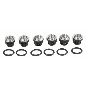 Erie Tools 15 mm Pump Check Valve Kit fit for Pressure Washer Pumps