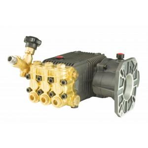Erie Tools 6.6 GPM 5000 PSI Triplex Pressure Washer Pump and Gearbox 3400 RPM