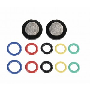 Erie Tools 12pc O-Ring Kit for Pressure Washer Pumps