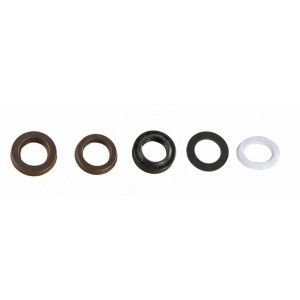 Erie Tools 15 mm Pump Seal Kit fits 3WZ-1506.5A, 3WZ-1510A and 3WZ-1512A Pumps