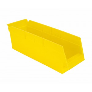Erie Tools (1) Yellow Replacement Parts Bin For ETD-PB-060