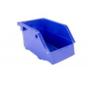 Erie Tools Blue Replacement Parts Bin For ETD-PB-090