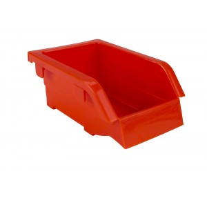 Erie Tools Red Replacement Parts Bin For ETD-PB-090