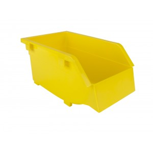Erie Tools Yellow Replacement Parts Bin For ETD-PB-090