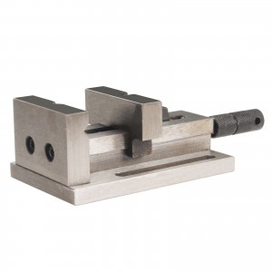 Erie Tools 50 MM Quick Vise For Mini Milling Machine Includes T-Bolts, Washers