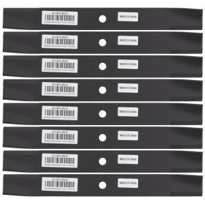 "8 Blades for Gravely® 038883 042124 088166 08816600 42124 88166 Lesco® 36"" Deck"