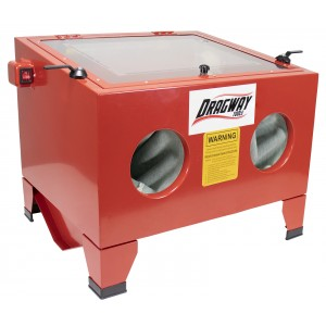 Dragway Tools Model 25 Bench Top Sandblast Cabinet