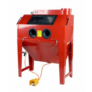 Dragway Tools Model 110 Sandblast Cabinet & Dust Collector