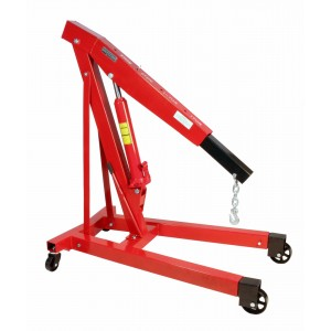 Dragway Tools 3 Ton 6000 LB Heavy Duty Engine Hoist