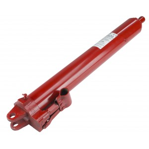 Dragway Tools 3 Ton Hydraulic Long Ram Jack With Round Base