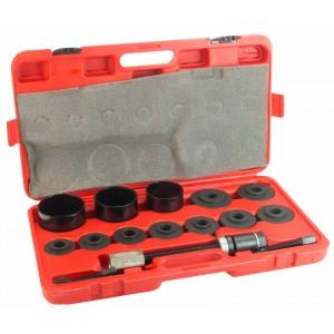 Dragway Tools Universal Front Wheel Drive Bearing Puller & Hub Removal Car Kit