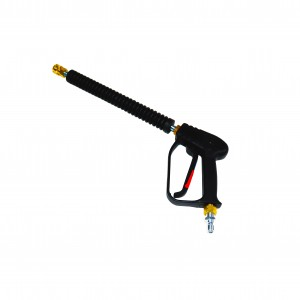Erie Tools 4000 PSI Pressure Washer Gun with 12in. Wand & Couplers