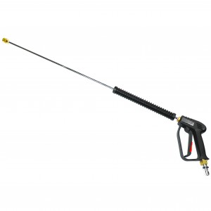 Erie Tools 4000 PSI Pressure Washer Gun with 36in. Wand & Couplers
