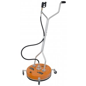 """Erie Tools 20"""" Plastic Surface Cleaner with Vacuum Port"""