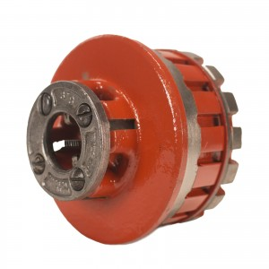 "Reconditioned RIDGID® 37385 Old Style Die Head 3/8"" NPT Alloy RH for 12-R"