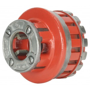 RIDGID® 37395 Old Style Die Head 3/4in. NPT Alloy RH for 12-R (Reconditioned)