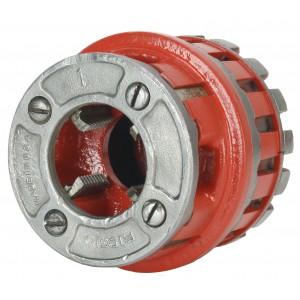 "Reconditioned RIDGID® 37400 Old Style Die Head 1"" NPT Alloy RH for 12-R"