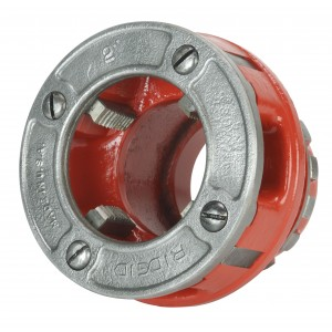 RIDGID® 37415 Old Style Die Head 2in. NPT Alloy RH for 12-R (Reconditioned)