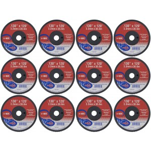 12 Pack of Vortex Trimmer Line 10070 .130 x 120 Small Spools