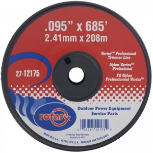 Vortex Trimmer Line 12175 .095 x 685 3 LBS Spool