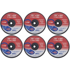Six (6) Pack of Vortex Trimmer Line 12180 .105 x 920 5 LBS Spools
